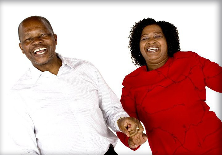 Dr Reuel and Mumsy Khoza, a husband and wife of remarkable impact on their respective industries and communities